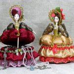 куклы шкатулки идеи вариантов