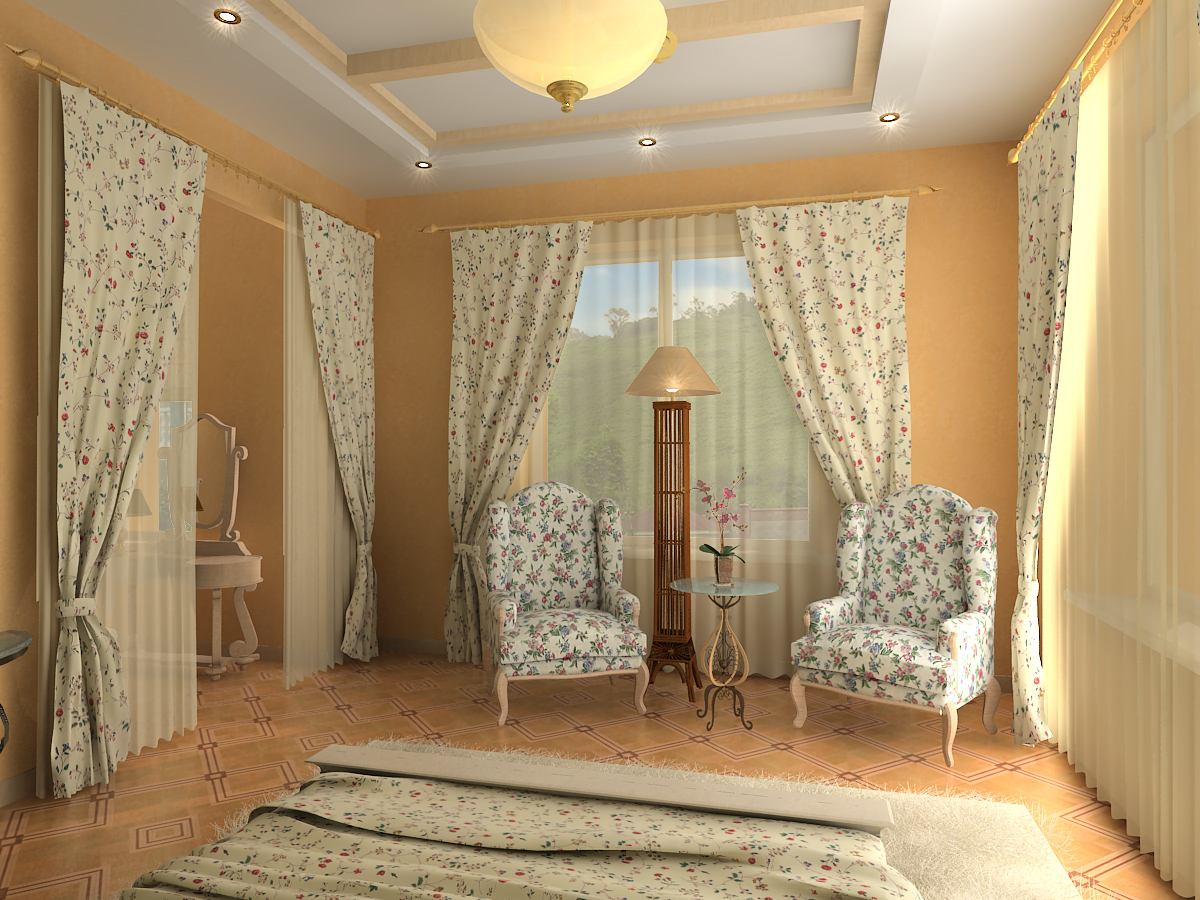 плотные шторы фото дизайн