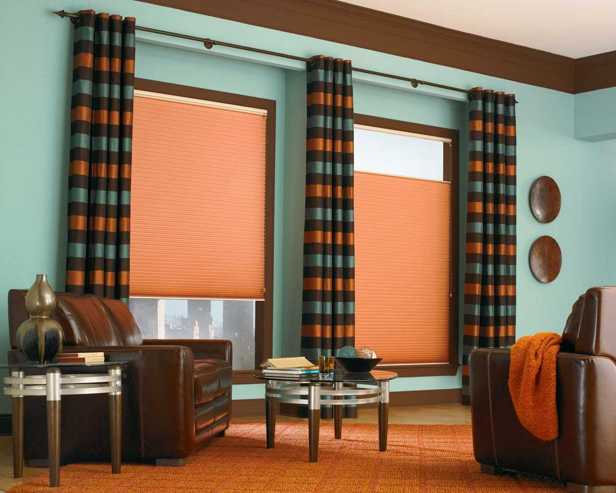 плотные шторы фото интерьер