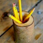 подставка для карандашей декор идеи