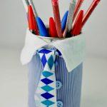 подставка для карандашей дизайн идеи