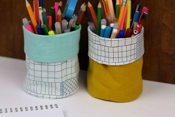 подставка для карандашей дизайн фото