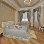 пошив штор в спальню фото дизайна