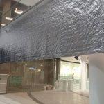 противопожарные шторы интерьер фото