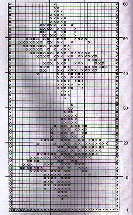 прямоугольная салфетка крючком фото