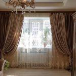 расчет ткани на шторы оригинал