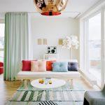 расчет ткани на шторы в квартиру интерьер фото