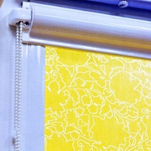 Роликовая штора — разновидность жалюзи