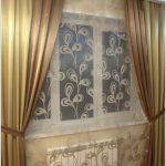 сатиновые шторы