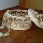 шкатулка из джута своими руками дизайн
