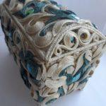 шкатулка из джута своими руками оформление фото
