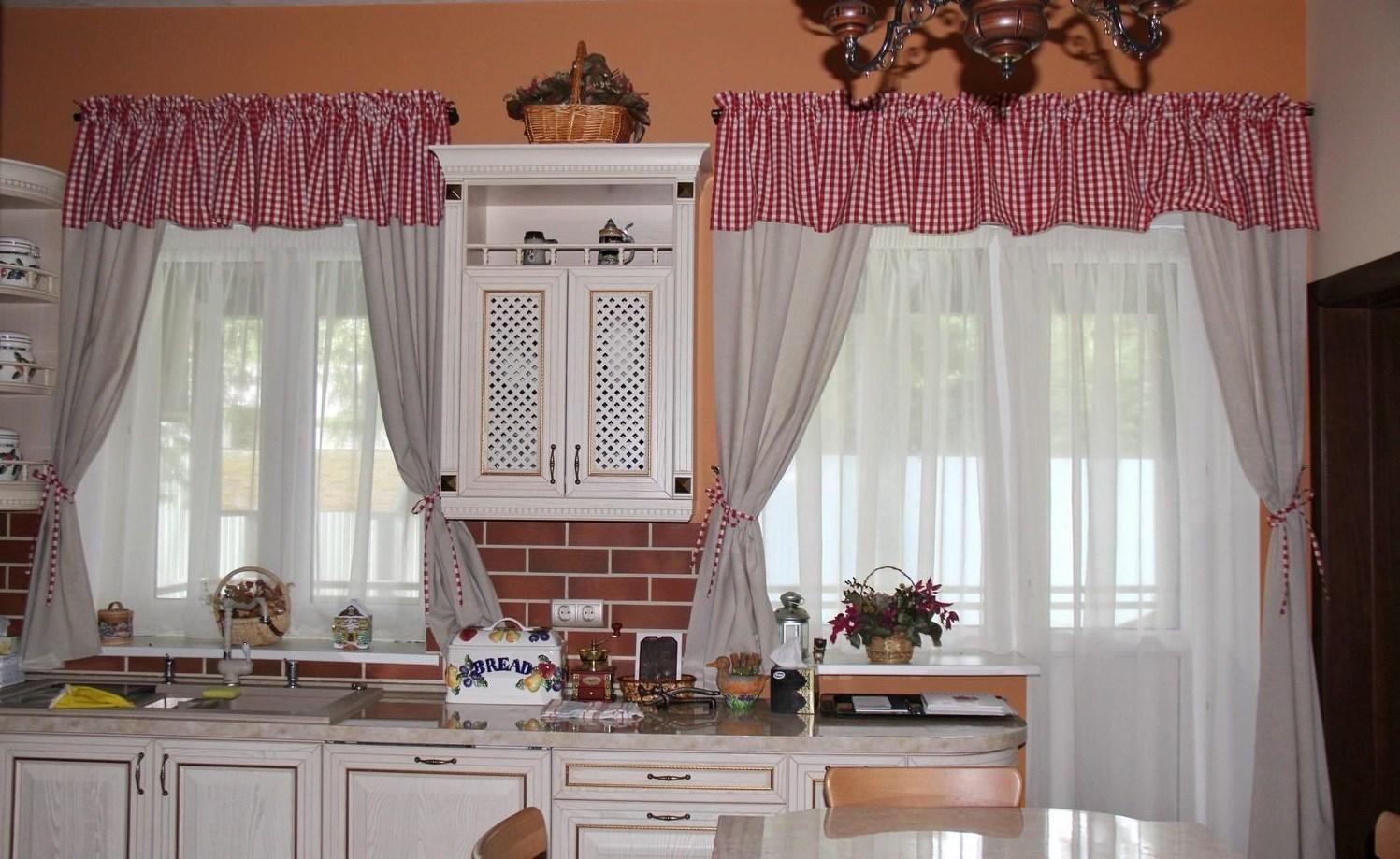 шторы для кухни кошкин дом
