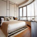 короткие шторы до подоконника в спальню фото дизайн