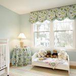 короткие шторы до подоконника в спальню фото вариантов