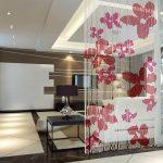шторы из бусин дизайн идеи
