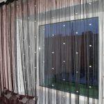 шторы из бусин виды дизайн идеи