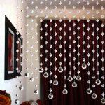 шторы из бусин виды фото дизайн
