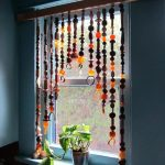 шторы из бусин виды фото дизайна
