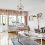шторы современная классика в гостиную