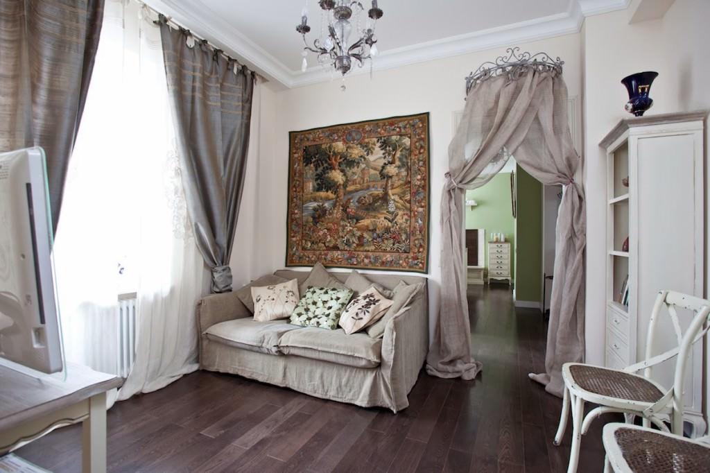 шторы в гостиную дизайн интерьера идеи