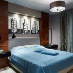 шторы в интерьере спальни фото дизайна