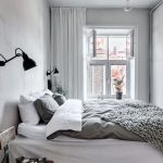 шторы в интерьере спальни фото вариантов