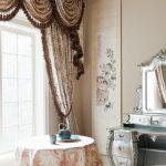 шторы в классическом стиле дизайн интерьера