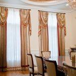 шторы в классическом стиле идеи