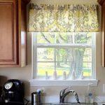 шторы для кухни в классическом стиле фото вариантов