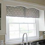 шторы для кухни в классическом стиле варианты идеи