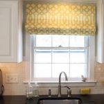 шторы для кухни в современном стиле идеи фото