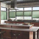 шторы для кухни в современном стиле варианты фото