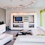 занавески в современном стиле для гостиной