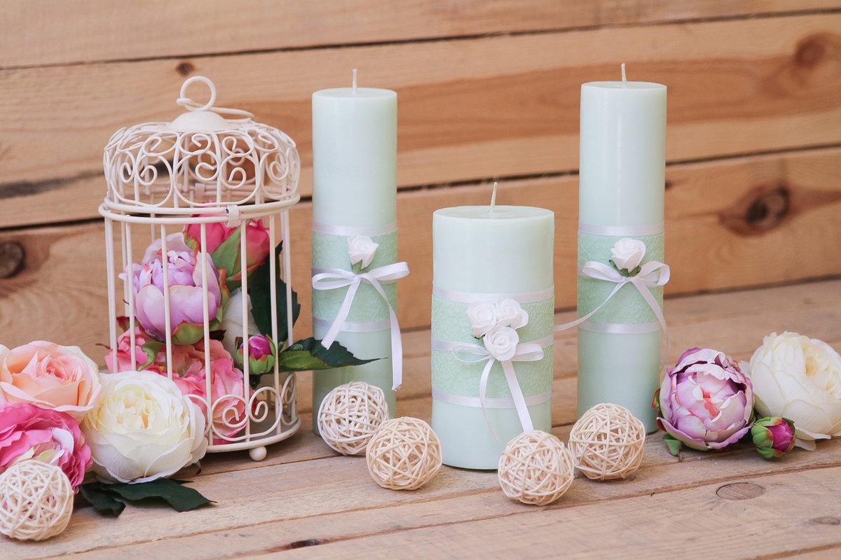 свадебные свечи фото дизайн