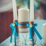 свечи на свадьбу идеи оформления
