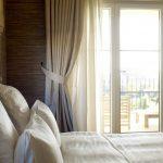 ткани материалы для штор в спальне