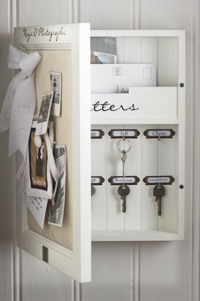 ключница шкафчик