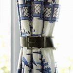 необычные шторы идеи текстиль