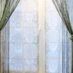 необычные шторы текстиль идеи