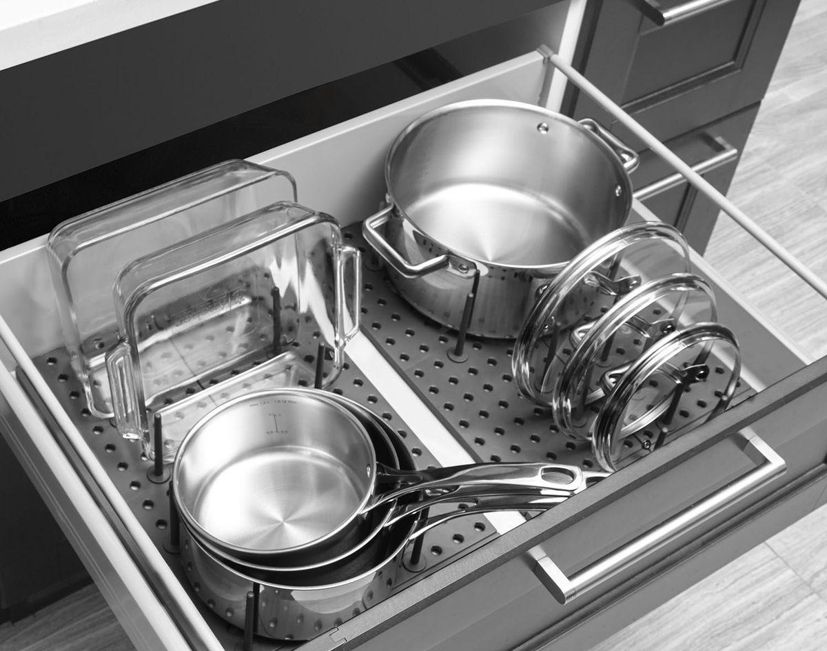 органайзер с посудой