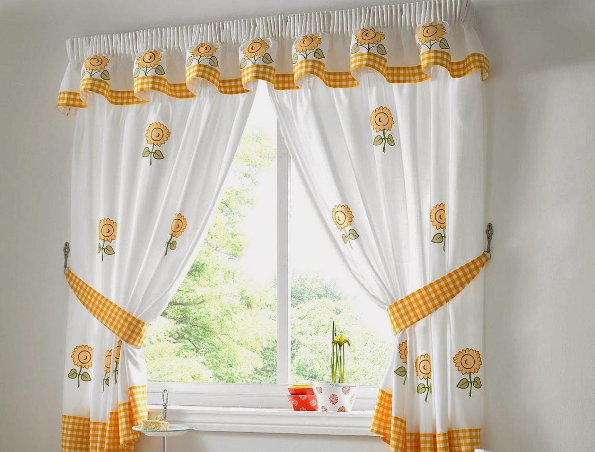шторы своими руками из ткани
