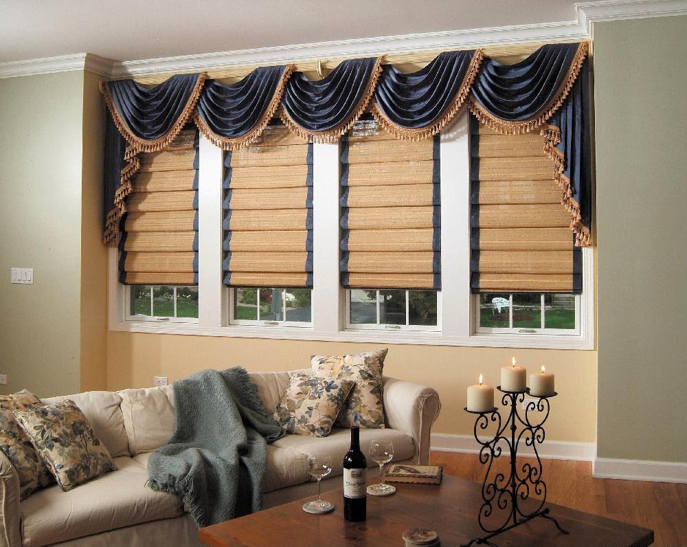 шторы на маленькие окна дизайн