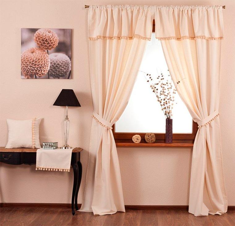 шторы на маленькие окна дизайн фото