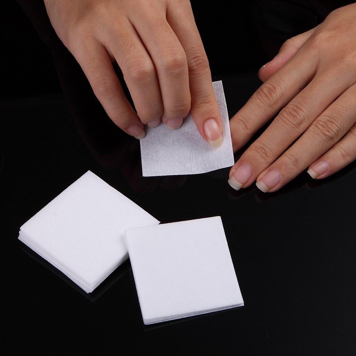 безворсовые салфетки для гель лака идеи дизайна