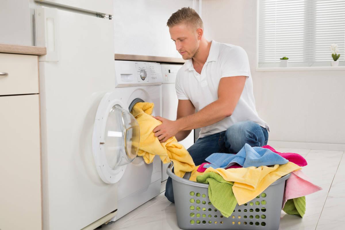 чем отстирать кухонные полотенца фото идеи