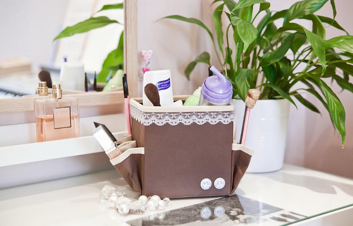 декор коробки для ванной