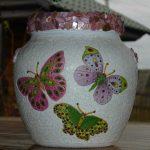 декор вазы своими руками фото вариантов