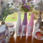 декор вазы своими руками варианты фото