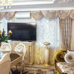 французские шторы фото декора