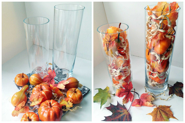 идеи красивого декора ваз